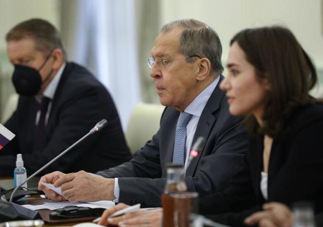 俄外長:俄羅斯將繼續與巴基斯坦進行聯合反恐演習
