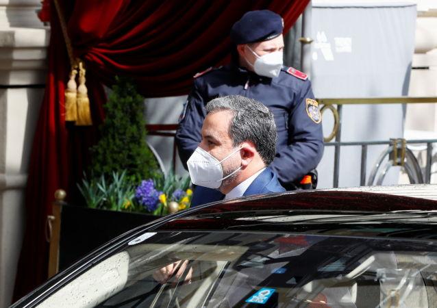 伊朗副外長阿拉格齊