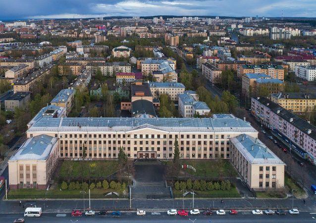 彼得羅扎沃茨克國立大學