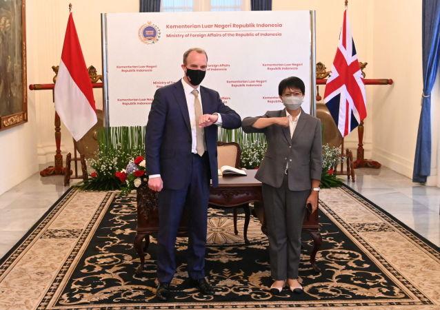 英國擬開啓與亞洲關係「新時代」