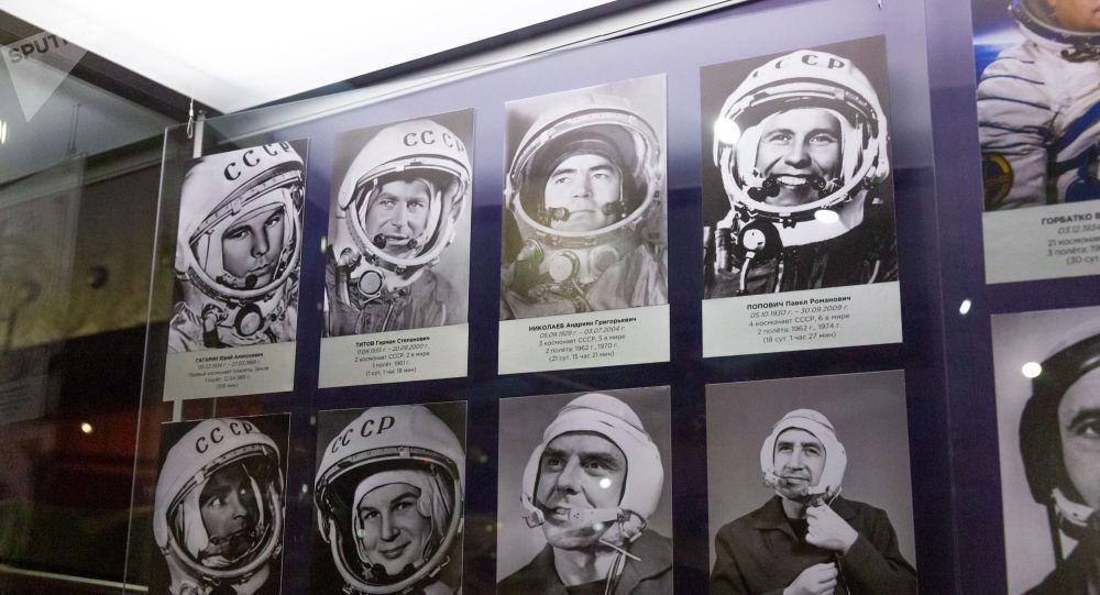 「蘇聯飛行員-宇航員」稱號自設立起距今已有六十年