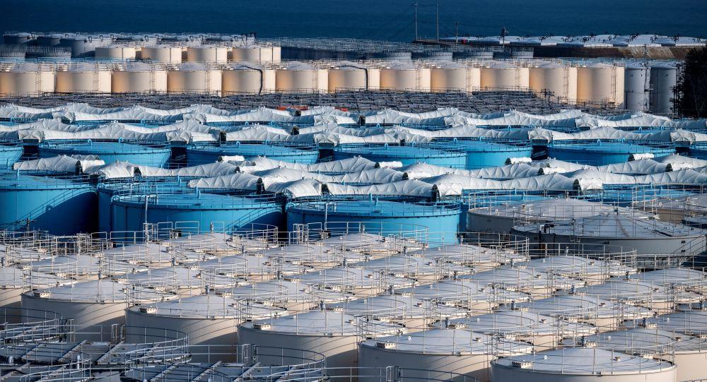 福島核電站事故核廢水