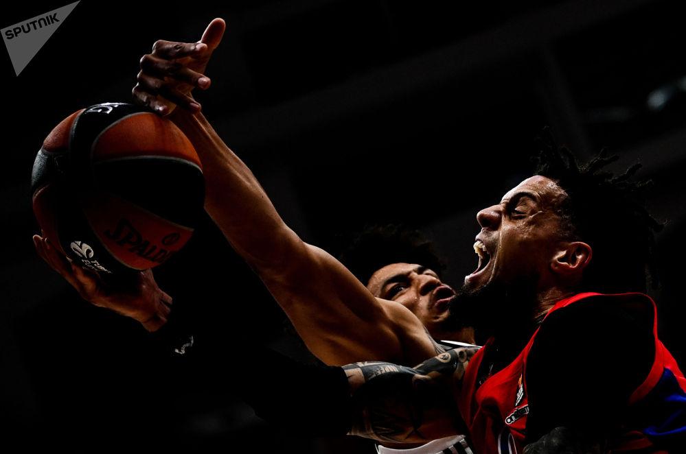 歐洲籃球聯賽:中央陸軍-阿斯維爾。