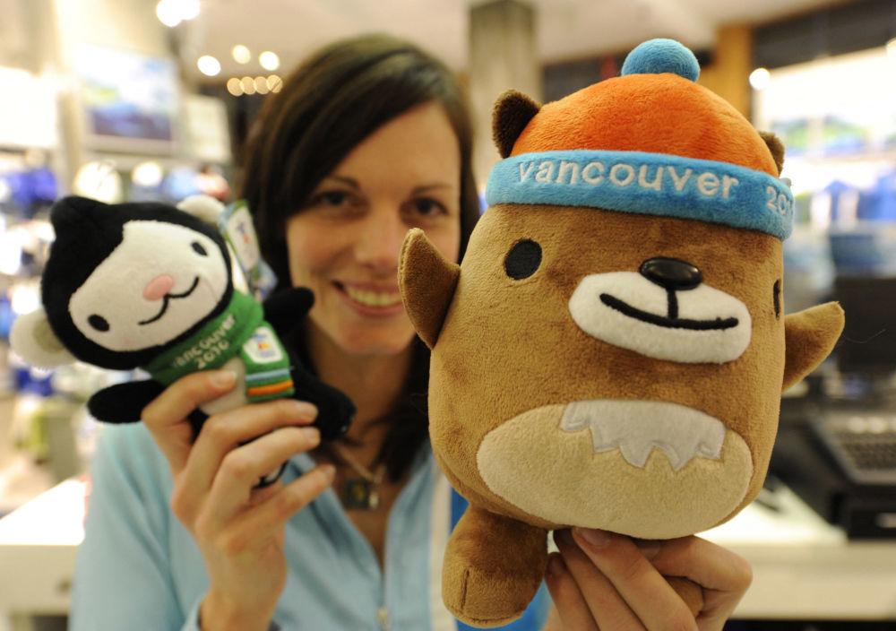 2010年美國鹽湖城冬奧會吉祥物。