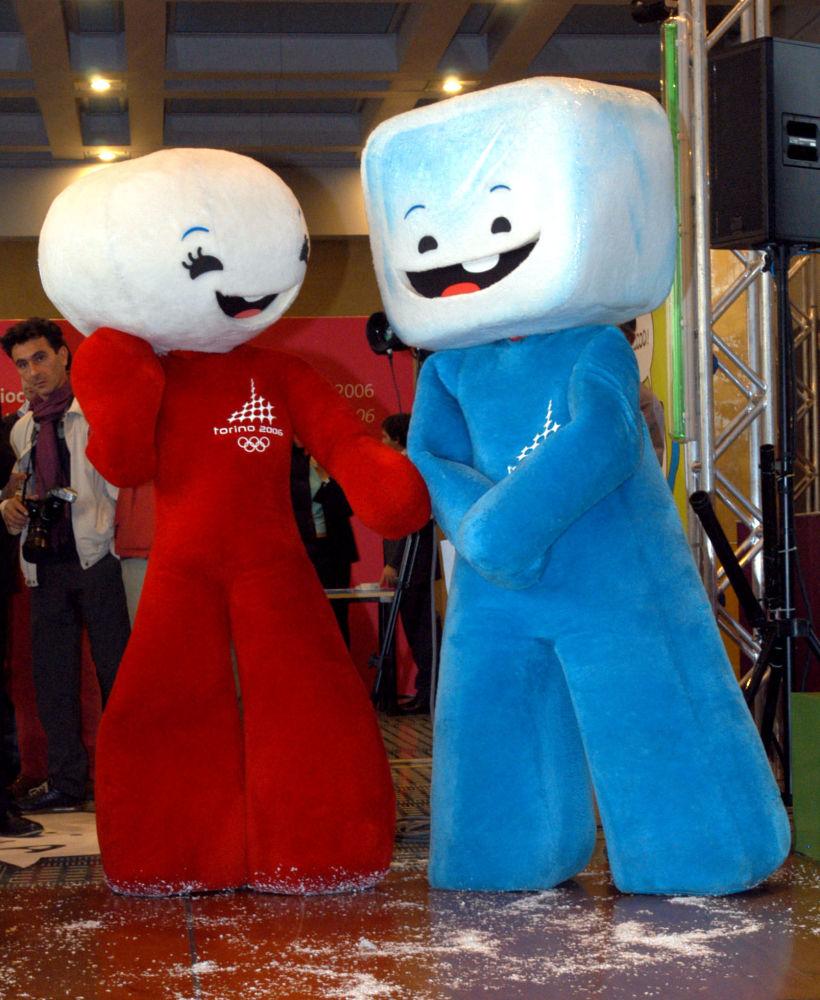 2006年意大利都靈冬奧會吉祥物。