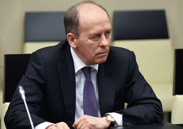 俄羅斯聯邦安全局局長亞歷山大·博爾特尼科夫