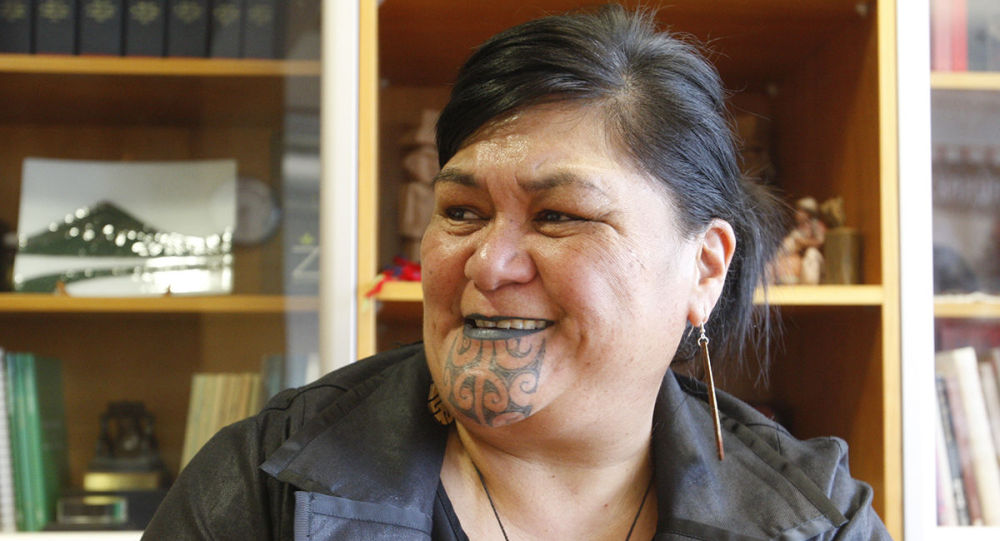 新西蘭外長納納亞·瑪哈塔