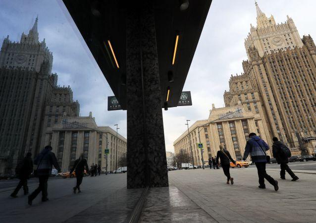 俄外交部:莫斯科譴責緬甸的暴力事件 呼籲各方展開對話