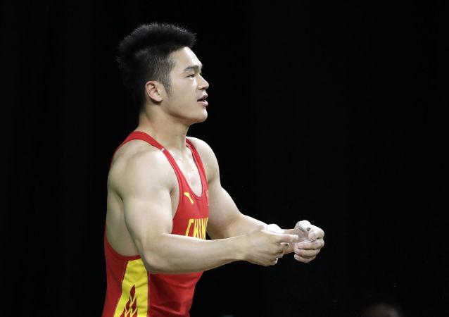 中國舉重運動員石智勇