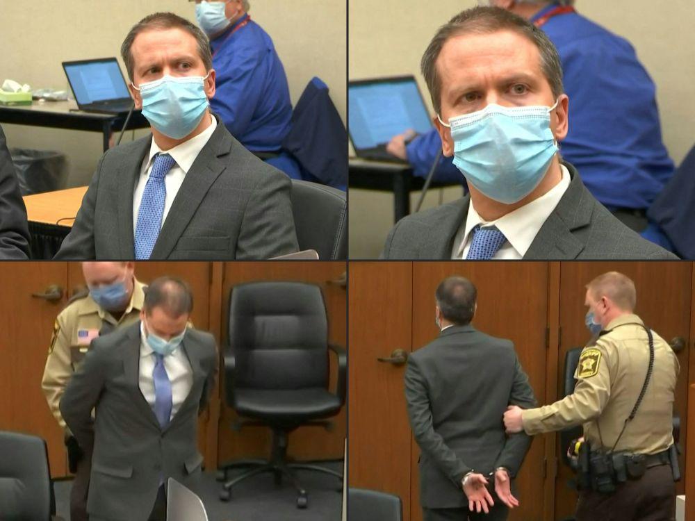 明尼阿波利斯對前警察肖萬作出判決。