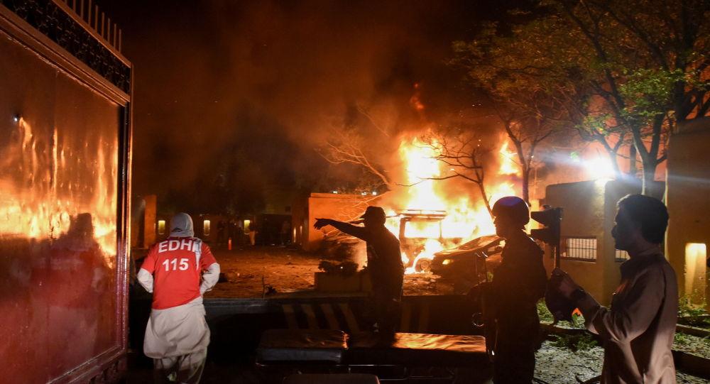 專家談巴基斯坦酒店爆炸案三點特殊之處