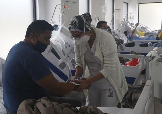 厄瓜多爾因新冠疫情再次進入緊急狀態並實施宵禁
