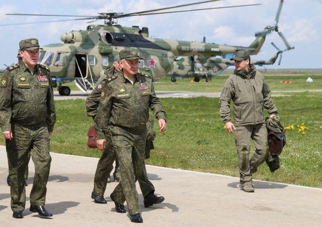 俄國防部:俄南部和西部部隊接受突擊檢查後開始返回駐地