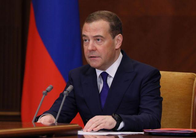 俄羅斯聯邦安全會議副主席德米特里·梅德韋傑夫