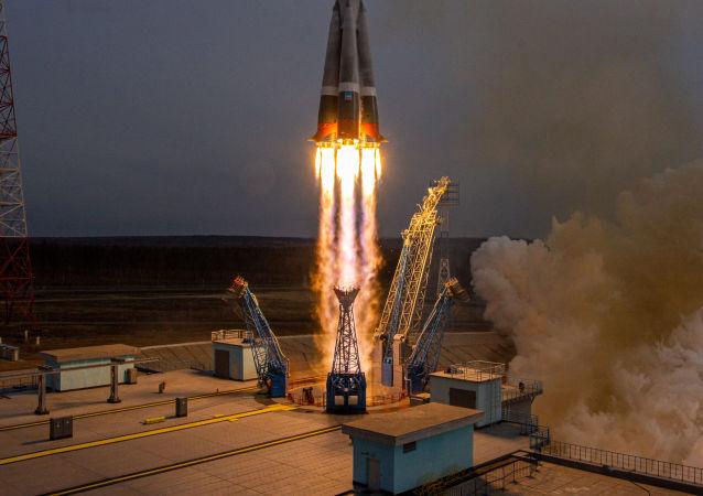俄航天集團:英國一批OneWeb衛星已運抵俄東方航天發射場 擬於5月發射
