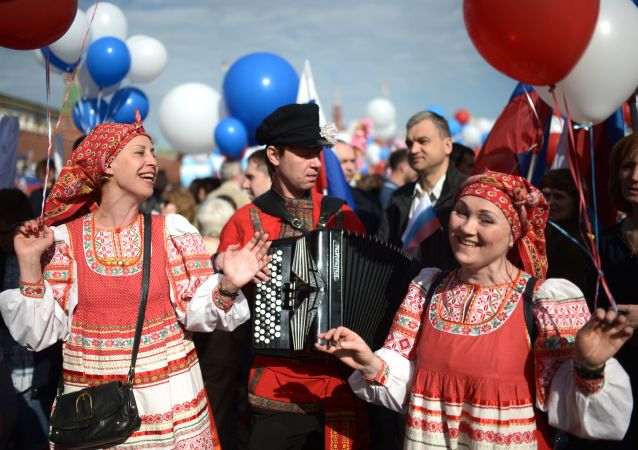 民調:大多數俄羅斯人反對取消5月1日放假