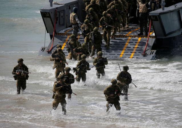 澳大利亞敲響亞太地區的「戰鼓」