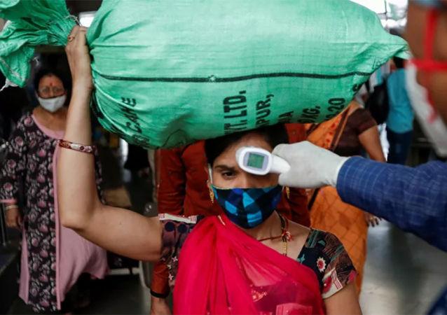印度首席科學顧問:印度第三波新冠疫情不可避免