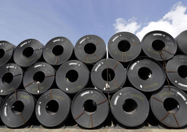 中國正在解決鋼材問題