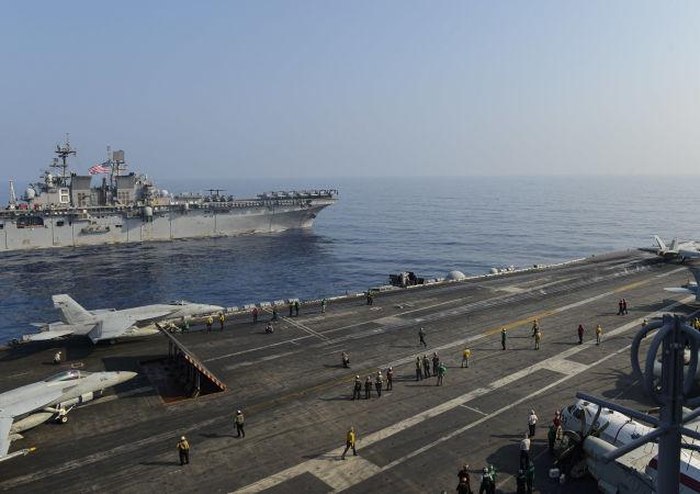 中國將對美國在其邊境地區的頻繁動作做出反應