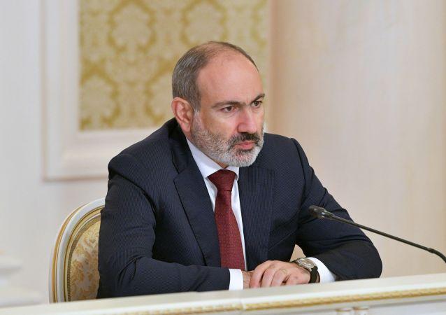 亞美尼亞代總理向普京通報稱因南部局勢已指示本國部長要求集安組織啓動磋商