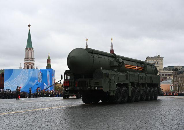 RS-24洲際彈道導彈,紅場
