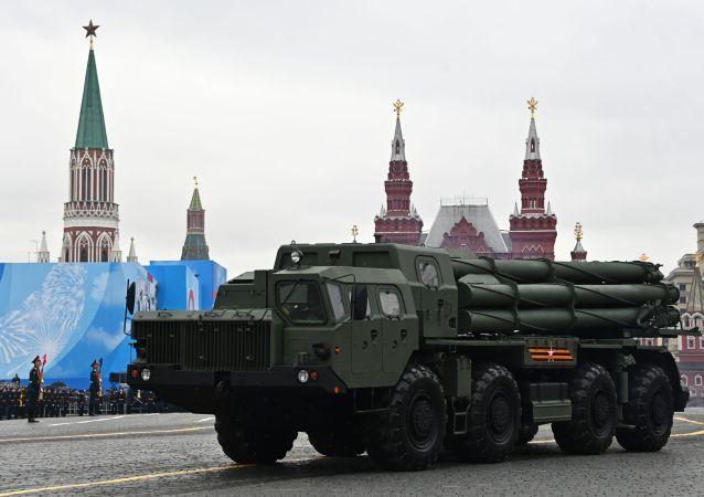 俄「旋風-S」系統