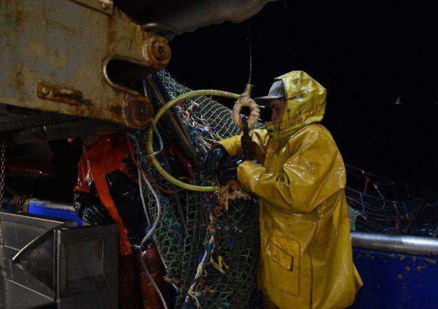 法國,漁業,英吉利海峽