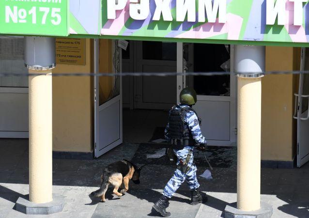 韃靼斯坦政府:喀山校園槍擊事件遇難者家屬將獲得100萬盧布