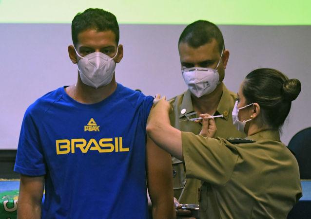 巴西衛生部:巴累計接種新冠疫苗超5000萬人