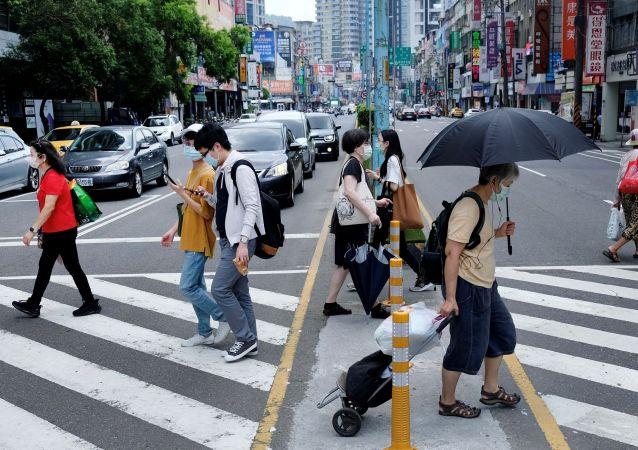 媒體:台灣單日新增333例新冠本土病例