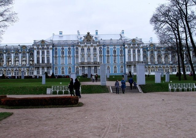 聖彼得堡,沙皇村