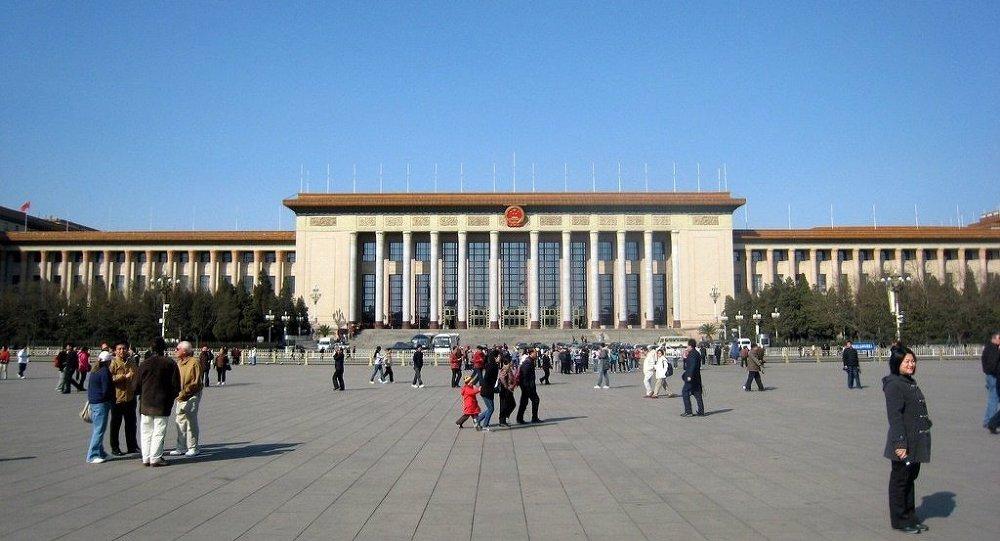 北京,人民大會堂