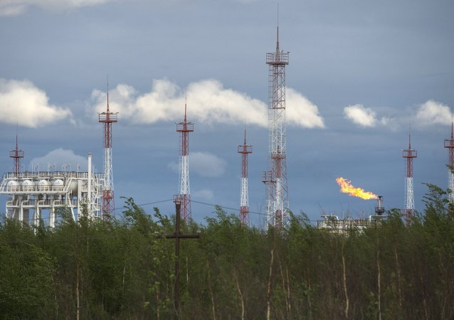 俄羅斯創下了石油開採紀錄