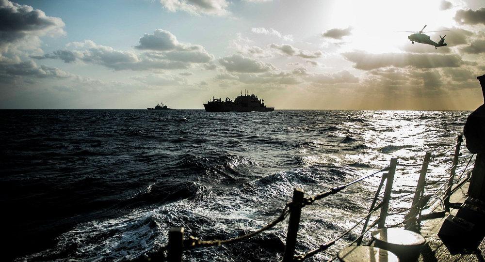 日本將定期參與「馬拉巴爾」海上軍演