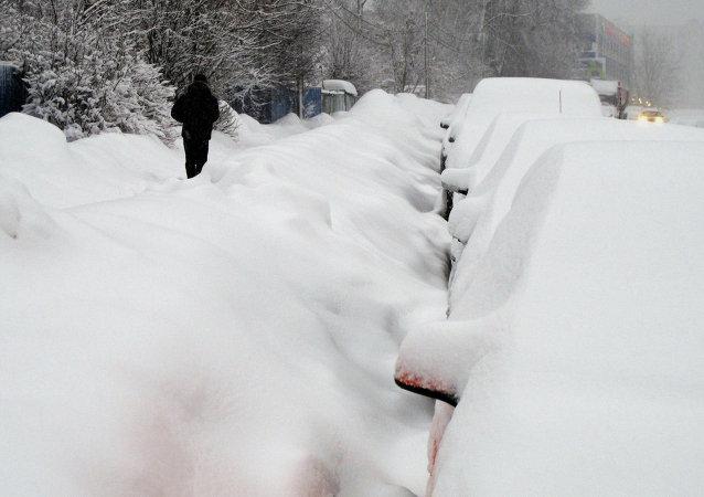 氣象專家:抵達哈巴羅夫斯克邊疆區的新氣旋將停留一晝夜
