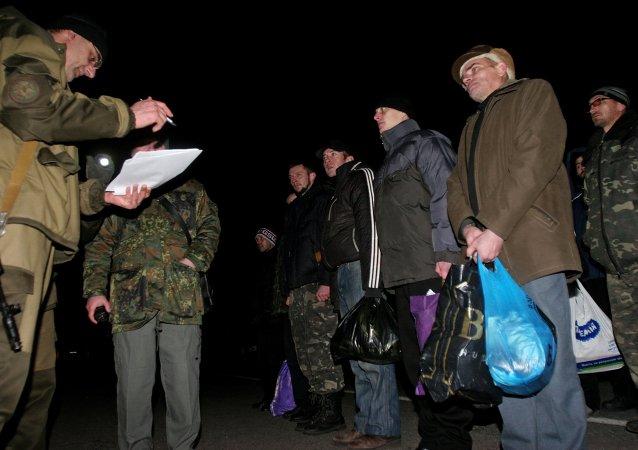 頓涅茨克人民共和國監察專員:12月29日基輔和頓巴斯將交換囚犯