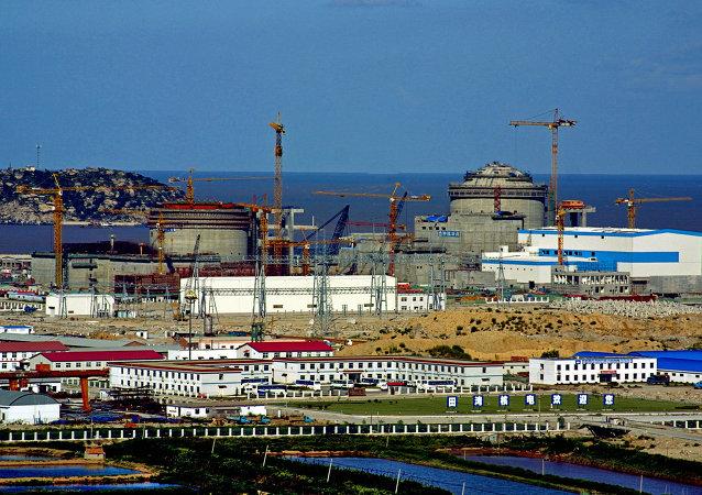俄在中國參與建設的田灣核電站4號機組開始並網發電