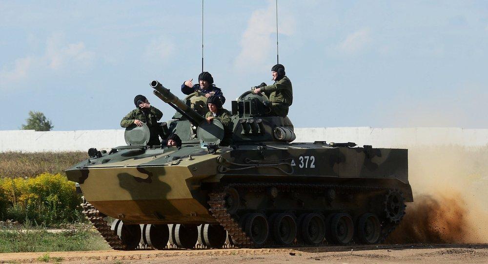 BMD-4M型傘兵戰車