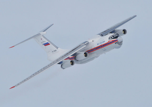 伊爾-76飛機