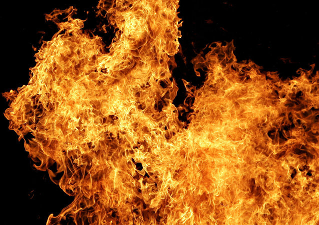 孟加拉首都發生火災導致上萬人無家可歸