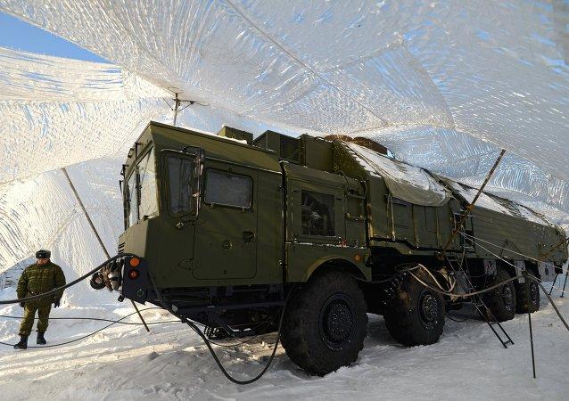 俄羅斯的洲際彈道導彈系統