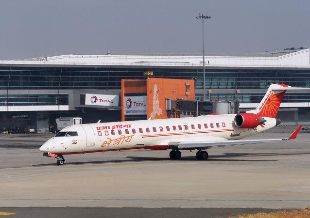 一架印度飛機因一名年輕乘客酒精中毒而在莫斯科迫降