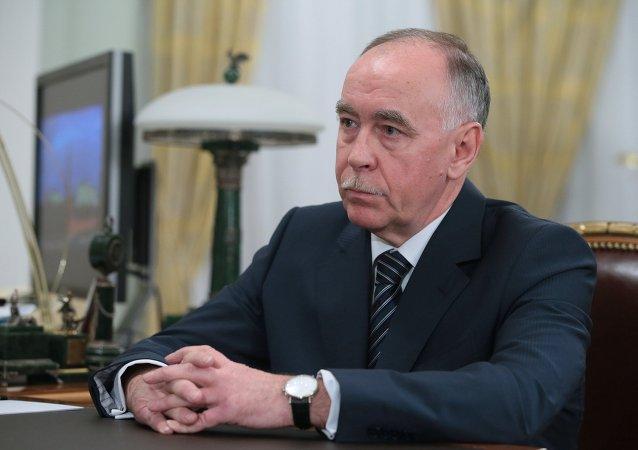 俄國家禁毒委員會主席、聯邦麻醉品監管總局局長維克托·伊萬諾夫
