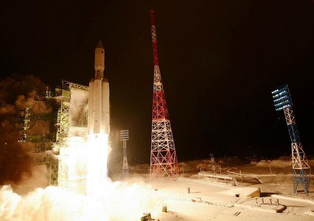 俄專家:建造超重型火箭或將有助於尋找外星生命