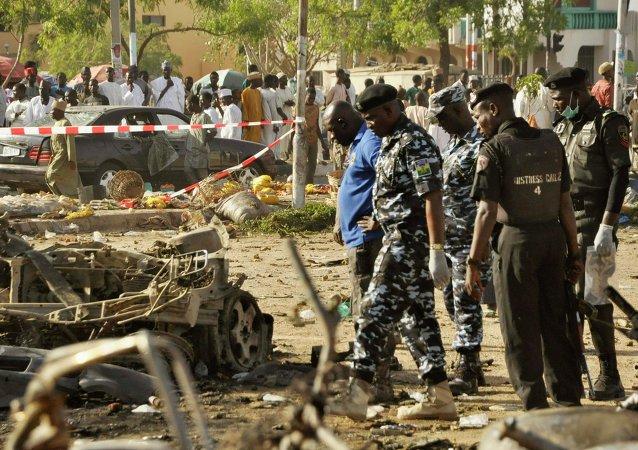 通訊社:恐怖分子在乍得毀壞兩村莊,殺害26人