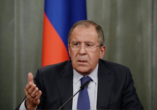 拉夫羅夫:伊核協議鞏固核不擴散制度