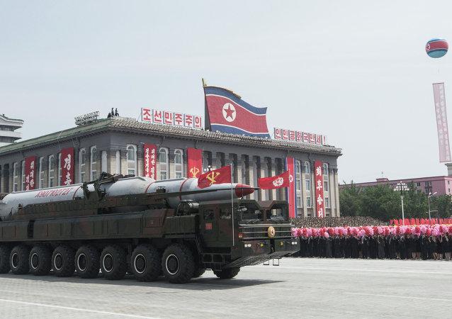 朝鮮外務省:朝鮮永遠不會同意單方面裁軍