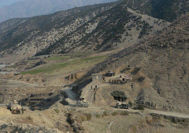 俄外交部:美國不會努力幫助解決阿富汗局勢問題