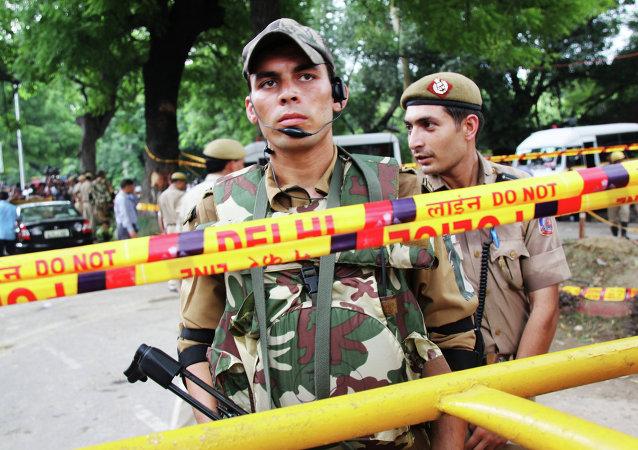 印度警察員